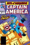 Captain America (1968) #366 Cover