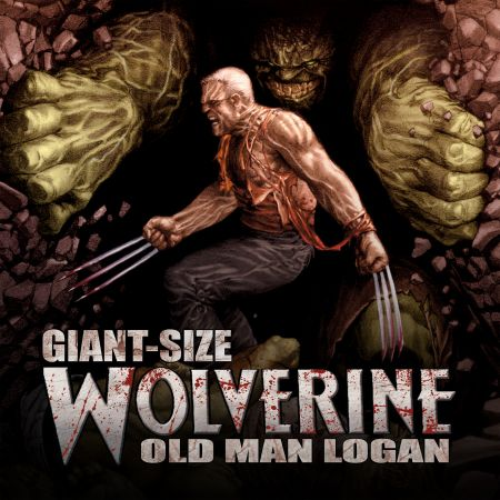 Wolverine: Old Man Logan Giant Size (2009)