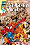 Fantastic Four (1998) #9 Cover