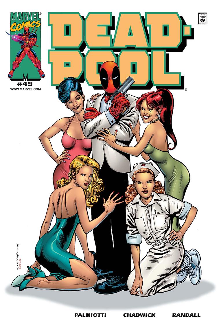 Deadpool (1997) #49