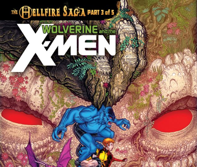WOLVERINE & THE X-MEN 33 (WITH DIGITAL CODE)