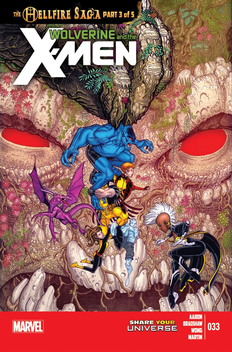 Wolverine & the X-Men (2011) #33