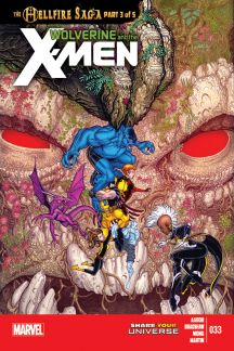 Wolverine & the X-Men #33