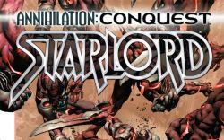 Annihilation Conquest: Starlord (2007) #4