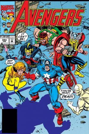 Avengers (1963) #343