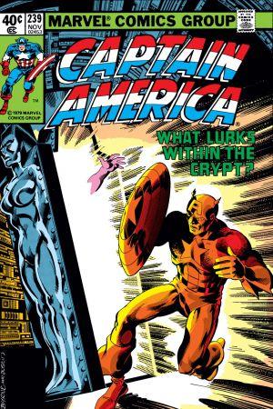 Captain America (1968) #239