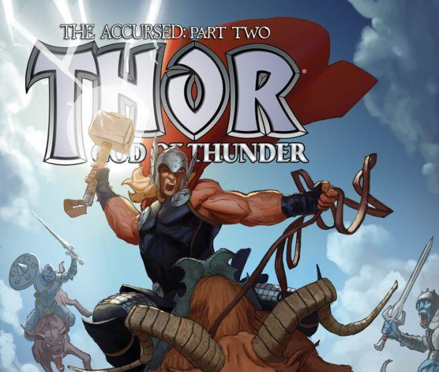 THOR: GOD OF THUNDER 14 (WITH DIGITAL CODE)