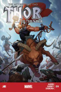 Thor: God of Thunder (2012) #14