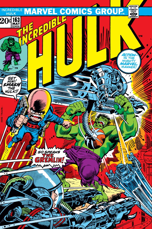 Incredible Hulk (1962) #163