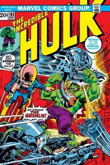 Incredible Hulk (1962) #163