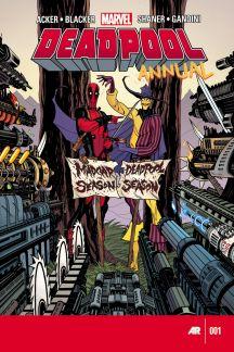 Deadpool Annual 2013 #1