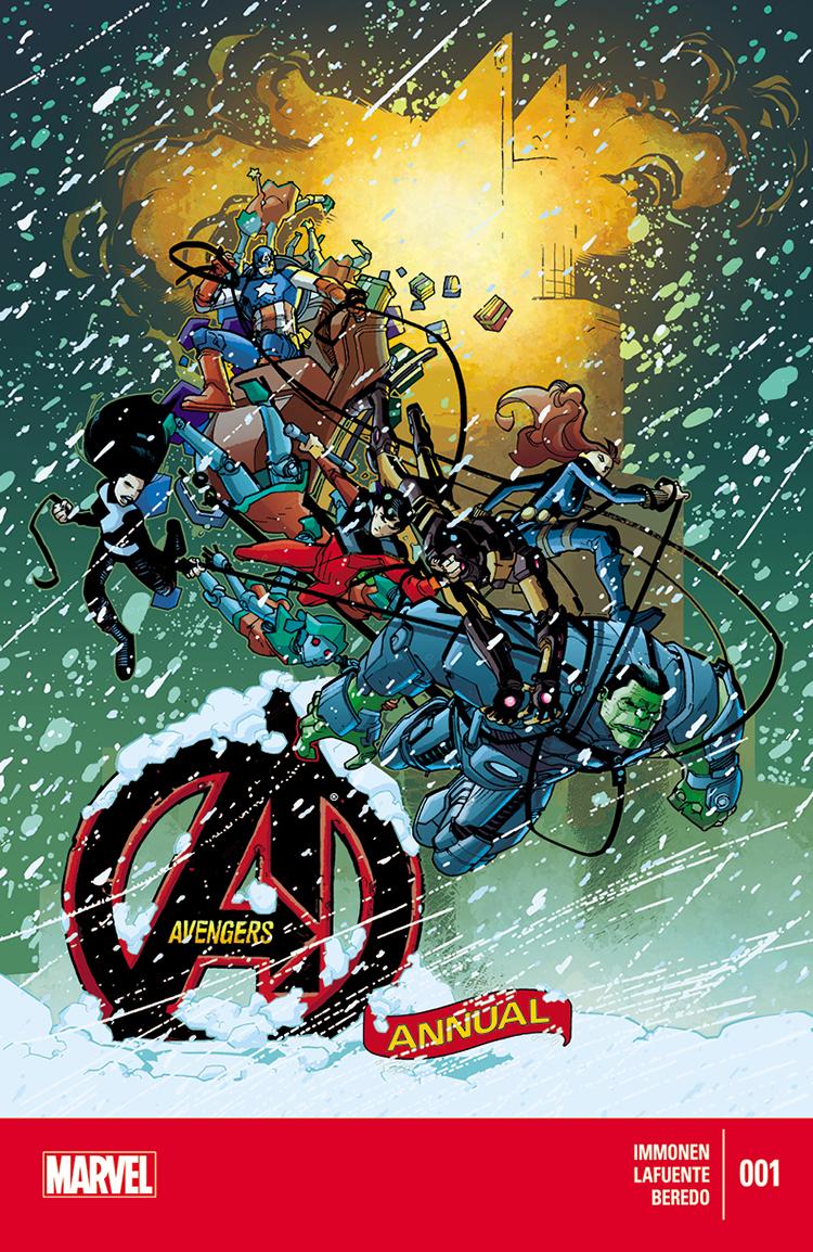 Avengers Annual (2013) #1