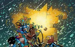 AVENGERS ANNUAL 1 (WITH DIGITAL CODE)