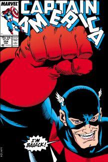 Captain America (1968) #354