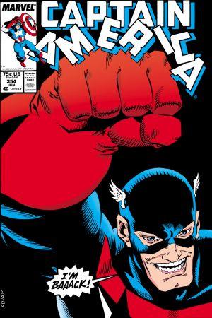 Captain America  #354