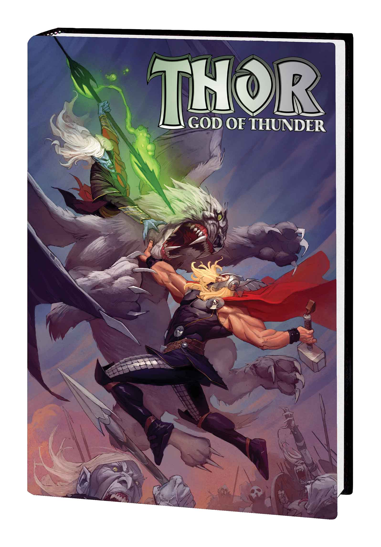 Thor: God of Thunder Vol. 3: The Accursed (Hardcover)