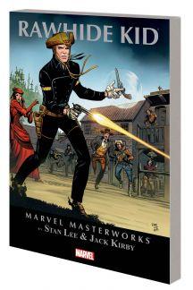 Marvel Masterworks: Rawhide Kid (Trade Paperback)