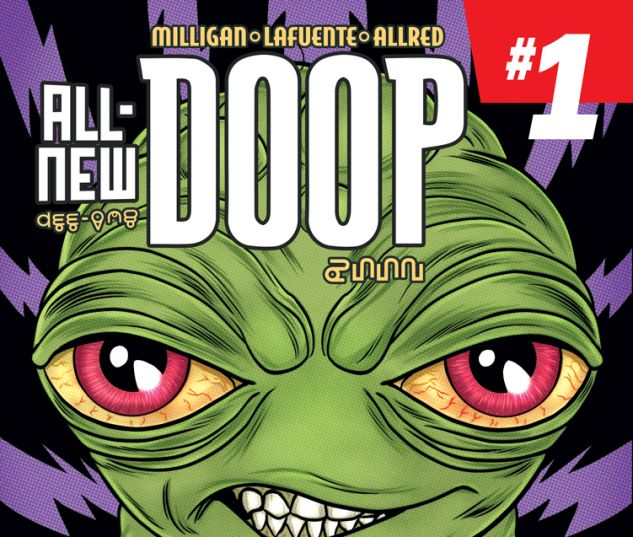 ALL-NEW DOOP 1 (ANMN, WITH DIGITAL CODE)