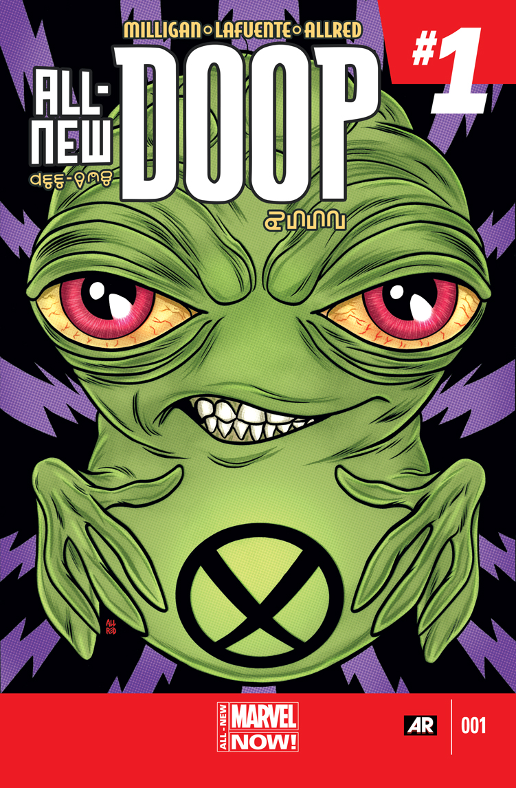 All-New Doop (2014) #1