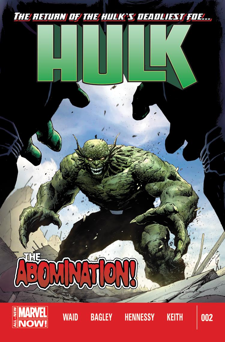 Hulk (2014) #2