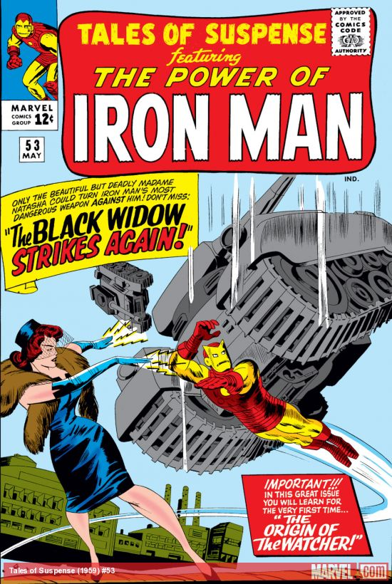 Tales of Suspense (1959) #53