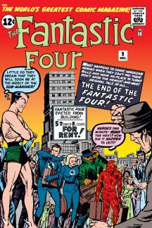 Fantastic Four (1961) #9