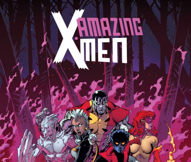 AMAZING X-MEN 9 (WITH DIGITAL CODE)