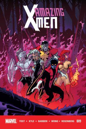 Amazing X-Men (2013) #9