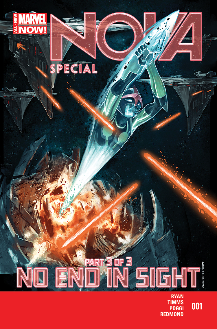Nova Special (2014) #1