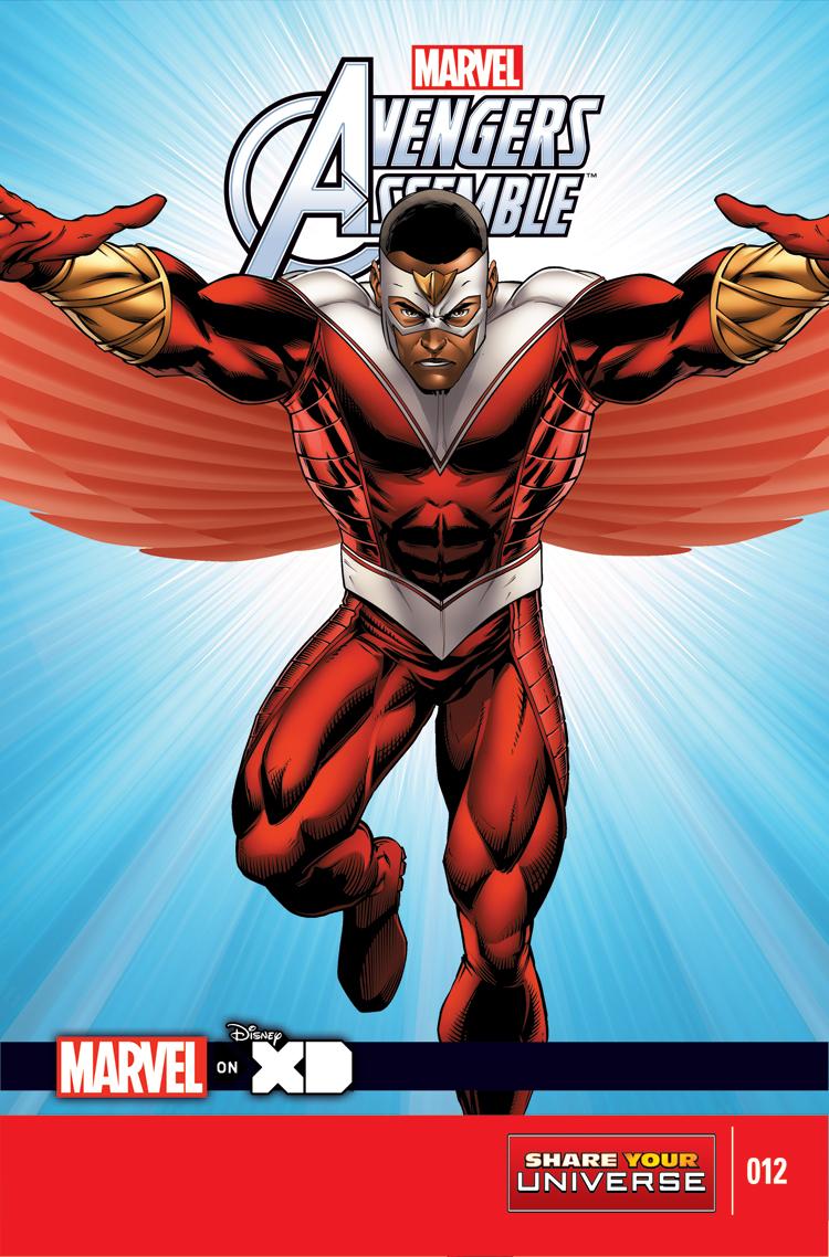 Marvel Universe Avengers Assemble (2013) #12