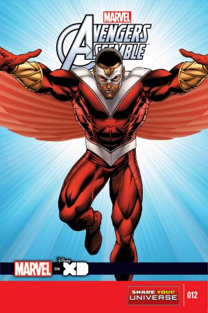Marvel Universe Avengers Assemble #12