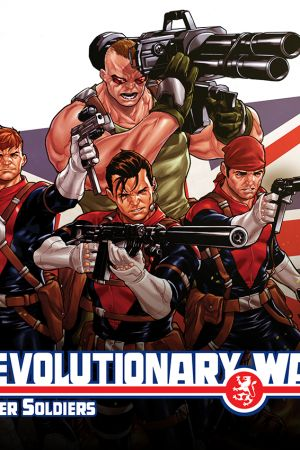 Revolutionary War: Supersoldiers (2014)