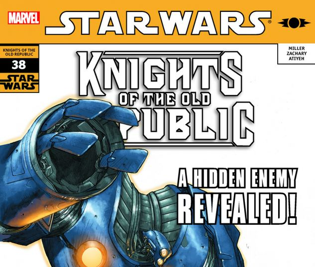 Star Wars: Knights Of The Old Republic (2006) #38