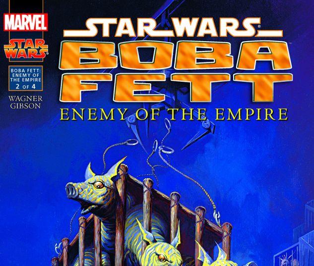 Star Wars: Boba Fett - Enemy Of The Empire (1999) #2