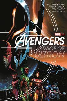Avengers: Rage of Ultron (Hardcover)