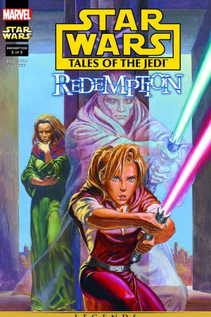 Star Wars: Tales Of The Jedi - Redemption (1998) #5