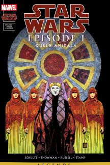Star Wars: Episode I - Queen Amidala #1