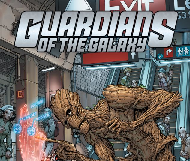 GUARDIANS OF THE GALAXY 27 BRADSHAW NYC VARIANT (WITH DIGITAL CODE)