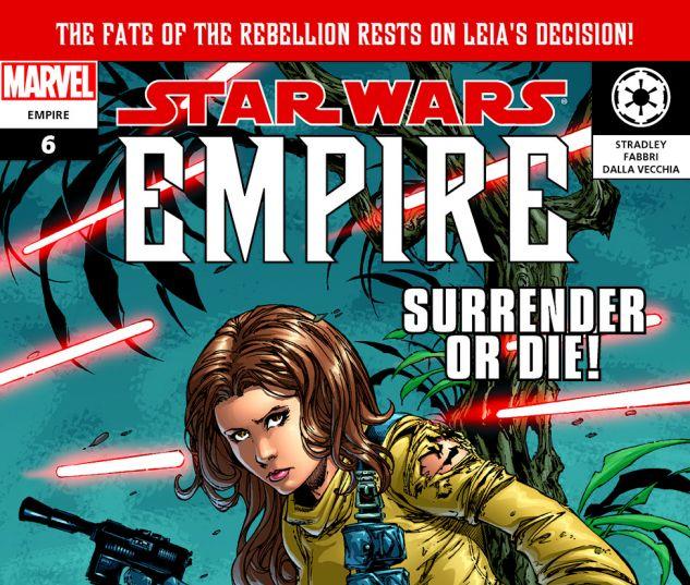 Star Wars: Empire (2002) #6