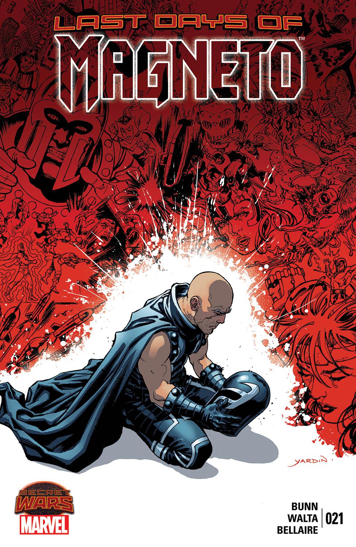 Magneto (2014) #21
