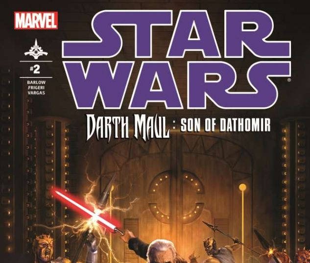 Star Wars: Darth Maul - Son Of Dathomir (2014) #2