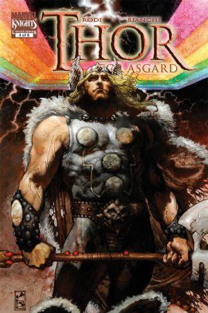 Thor: For Asgard (2010) #4