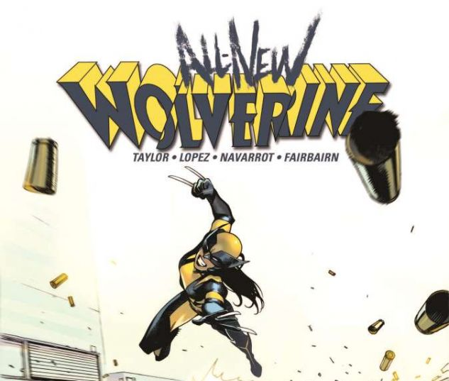 All-New Wolverine (2015) #3