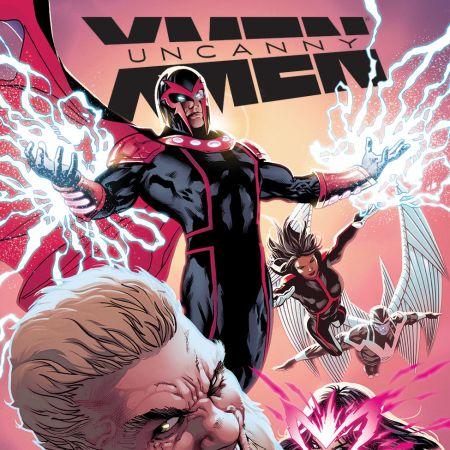 Uncanny X-Men (2016 - Present)