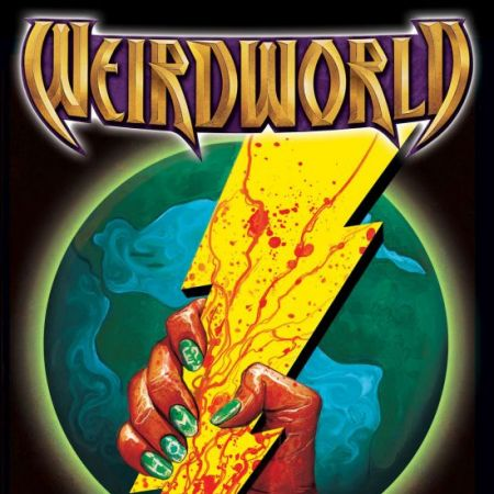 Weirdworld (2015 - 2016)