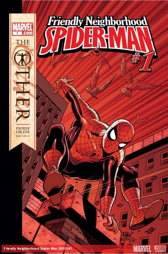 Friendly Neighborhood Spider-Man (2005) #1