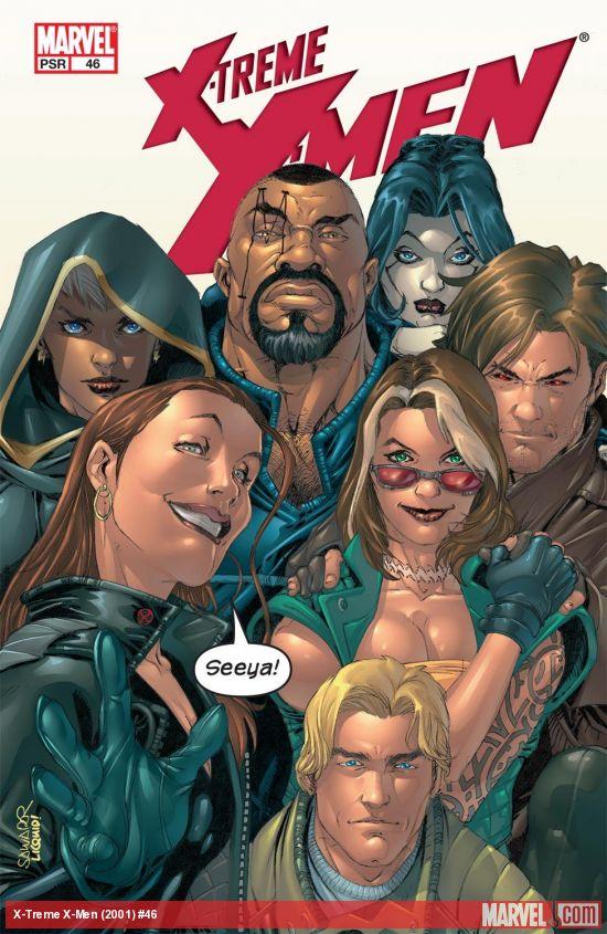X-Treme X-Men (2001) #46