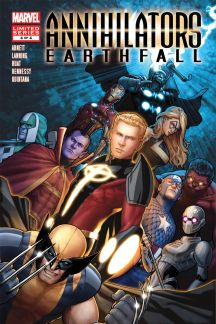 Annihilators: Earthfall #4