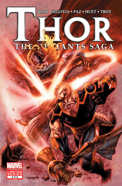 Thor: The Deviants Saga (2011) #4