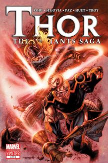 Thor: The Deviants Saga #4